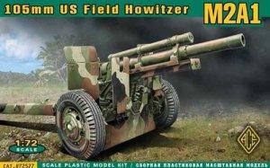 US 105mm Howitzer M2A1 w/M2A2 Gun Carria  (Vista 1)