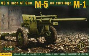 US 3 inch AT Gun M-5  (Vista 1)