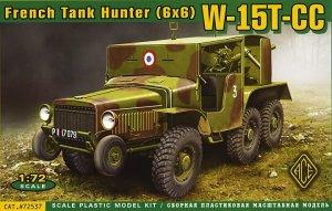 French Tank Hunter (6x6) W15T-CC  (Vista 1)