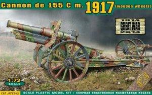 Cannon de 155 C modele 1917  (Vista 1)