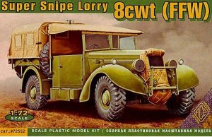Super Snipe Lorry 8CWT FFW  (Vista 1)