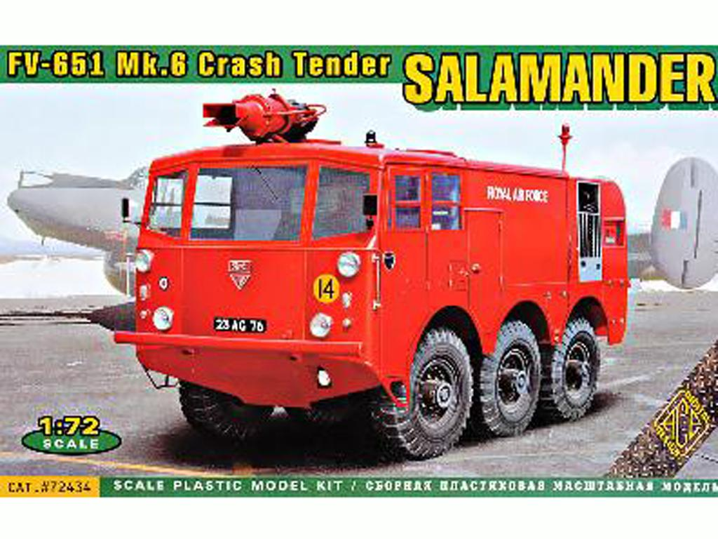 FV-651 Salamander Mk.6 Crash Tender (Vista 1)