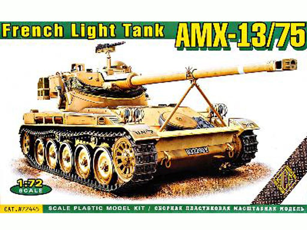 AMX-13/75 light tank (Vista 1)