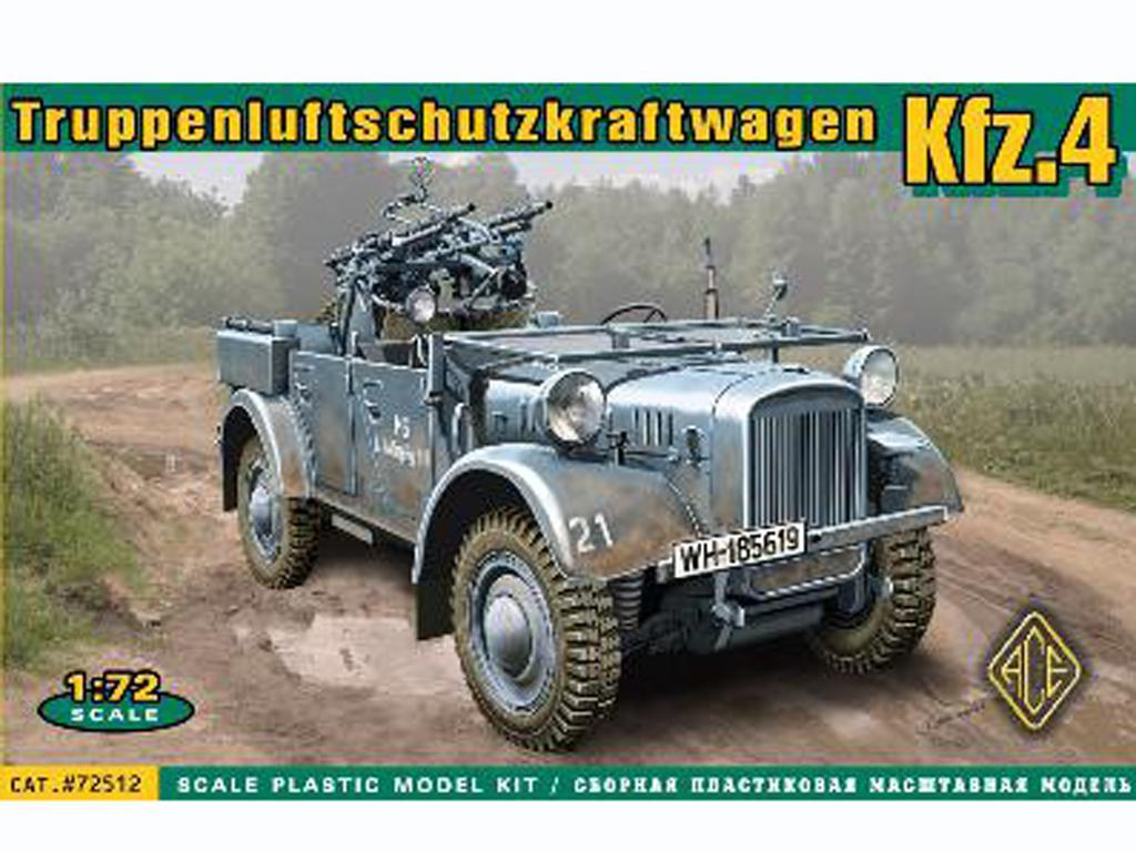 Truppenluftschutzkraftwagen Kfz.4 (Vista 1)