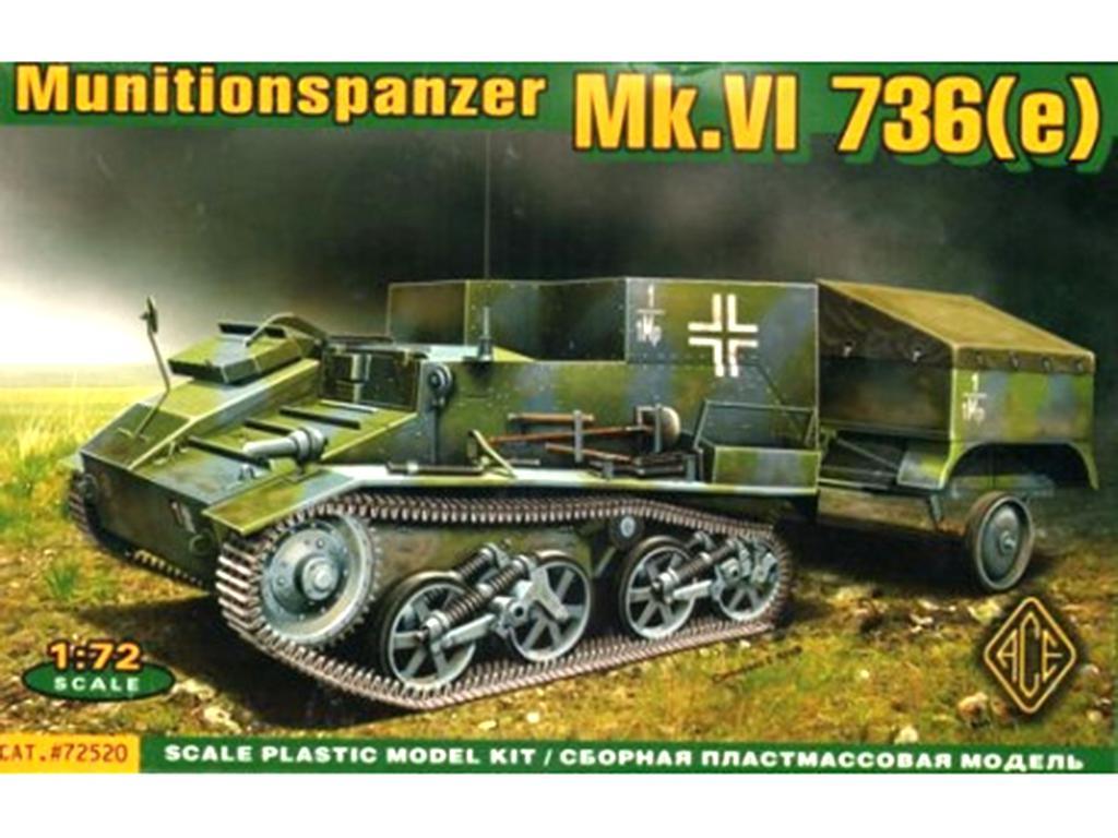 Munitionspanzer Mk.VI 736 (Vista 1)