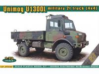 Unimog U1300L 4×4 Military 2T Truck (Vista 2)