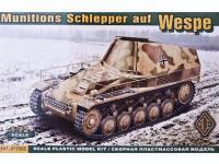 Munitions Schlepper auf Wespe (Vista 2)