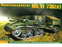 Munitionspanzer Mk.VI 736 (Vista 2)