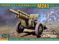 Howitzer 105 mm M2A1 (Vista 2)