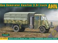 French 3,5t truck AHN with Gas generator (Vista 2)