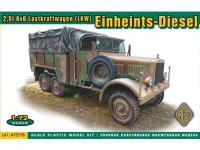 Einheints-Diesel 2.5T LKW (Vista 2)