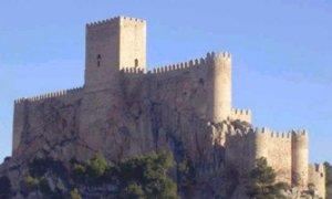Castillo de Almansa, España  (Vista 2)