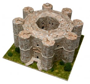Castel del Monte-Andria - Italia - S. XI  (Vista 1)