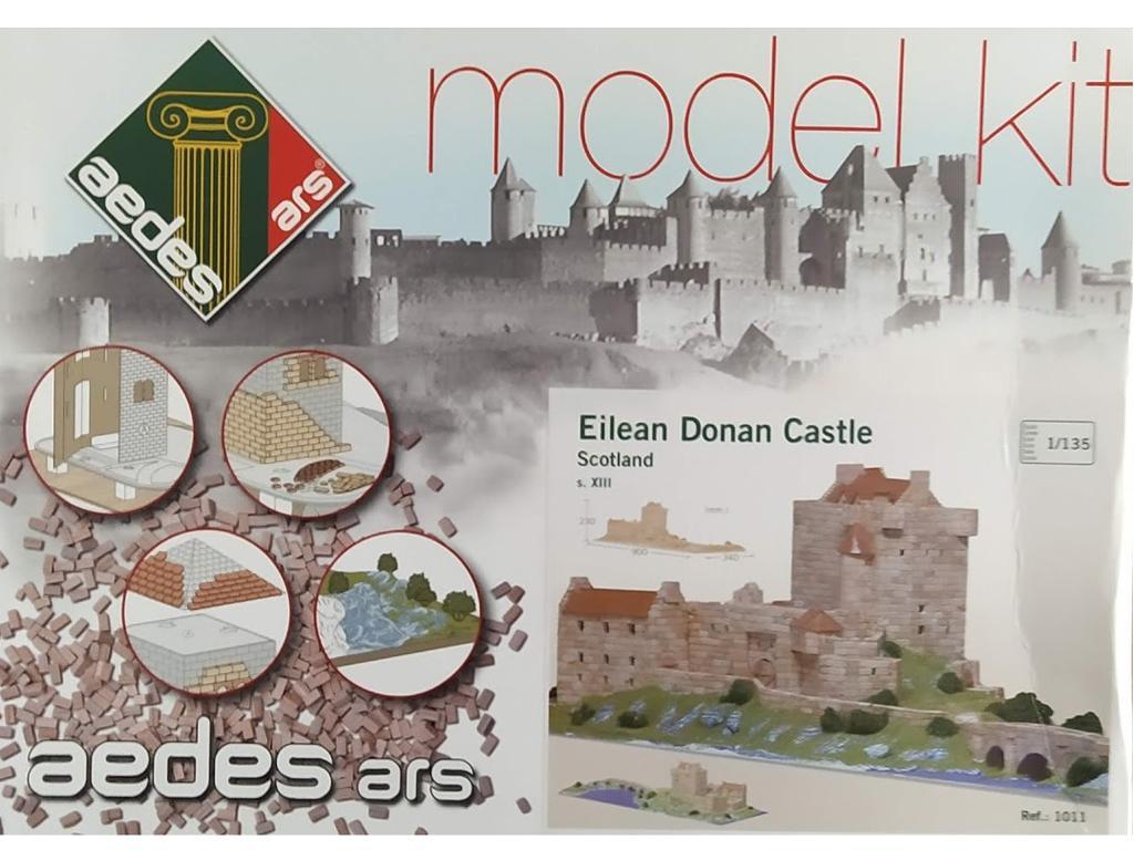 Eilean Donan Castle-Loch Duich - Highlan  (Vista 1)