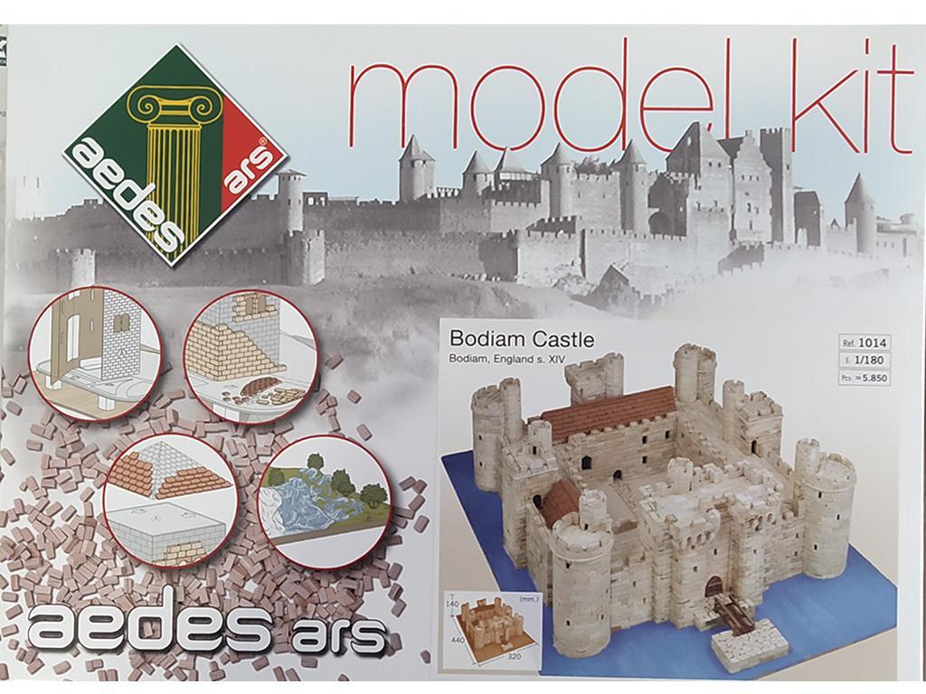 Bodiam castle  (Vista 1)