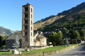Sant Climent de Taüll-Taüll - España - S  (Vista 3)