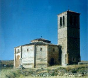 La Vera Cruz-Segovia - España - S. XIII  (Vista 4)