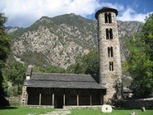 Santa Coloma-Andorra la Vella - Andorra   (Vista 2)