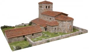 San Andrés, Argomilla, España , S. XII  (Vista 2)