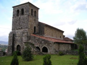 San Andrés, Argomilla, España , S. XII  (Vista 4)