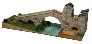 Puente de Camprodom- España - S. XIII  (Vista 1)