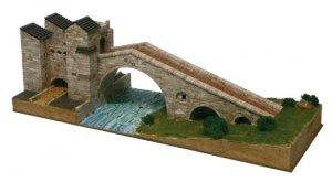 Puente de Camprodom- España - S. XIII  (Vista 2)