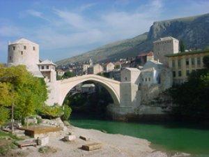 Puente de Mostar-Mostar - Bosnia Herzego  (Vista 3)