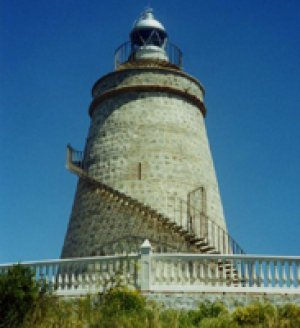 Faro de la Herradura-Almuñecar-España.S.  (Vista 2)