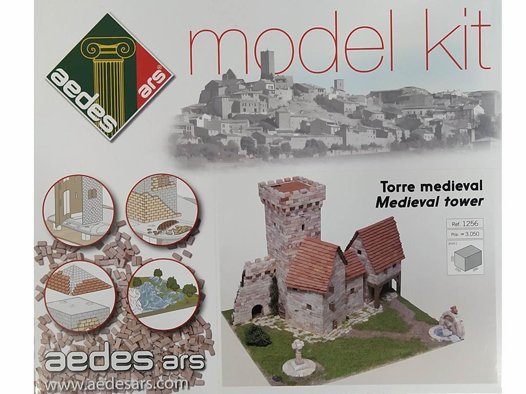 Torre medieval  (Vista 1)