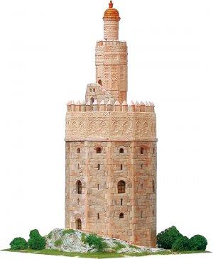 Torre del Oro-Sevilla - España - S. XIII  (Vista 1)