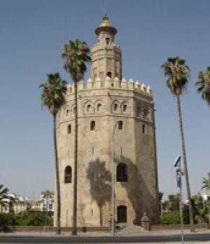 Torre del Oro-Sevilla - España - S. XIII  (Vista 2)