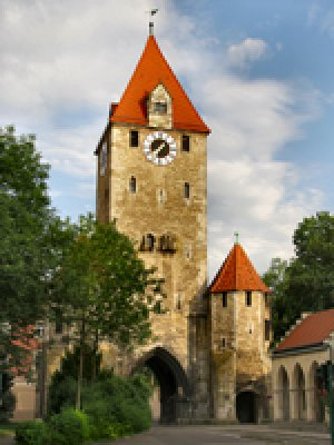 Östentor-Regensburg - Alemania - S. XIV  (Vista 3)
