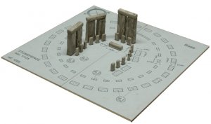 Stonehenge  (Vista 4)