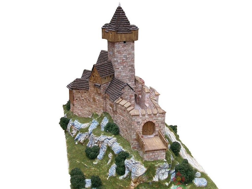 Burg Falkenstein, Obervellach , Austria (Vista 2)