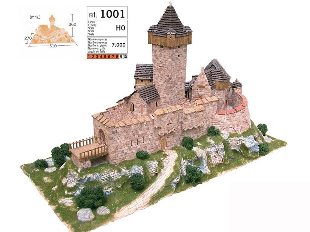Burg Falkenstein, Obervellach , Austria (Vista 3)