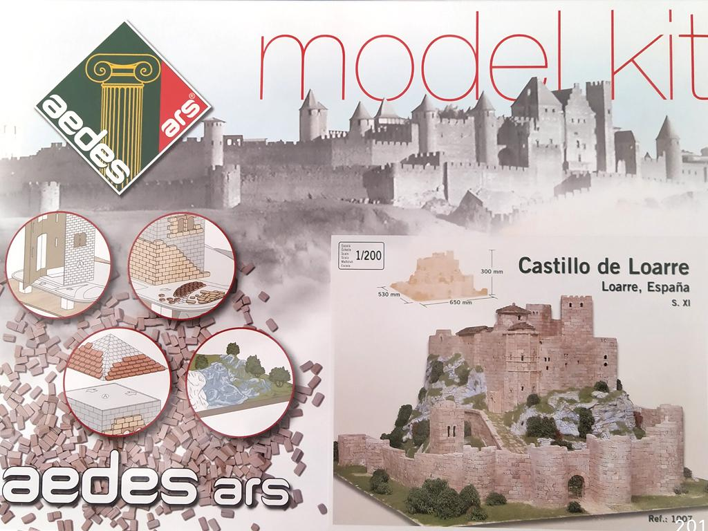 Castillo de Loarre. (Vista 1)