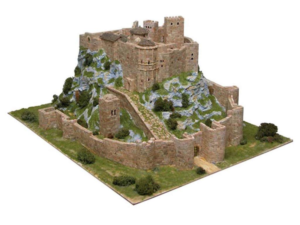 Castillo de Loarre. (Vista 3)