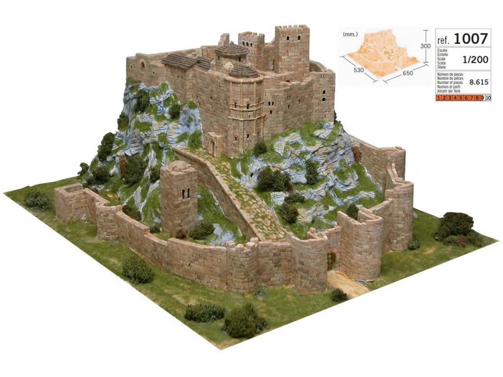Castillo de Loarre. (Vista 4)