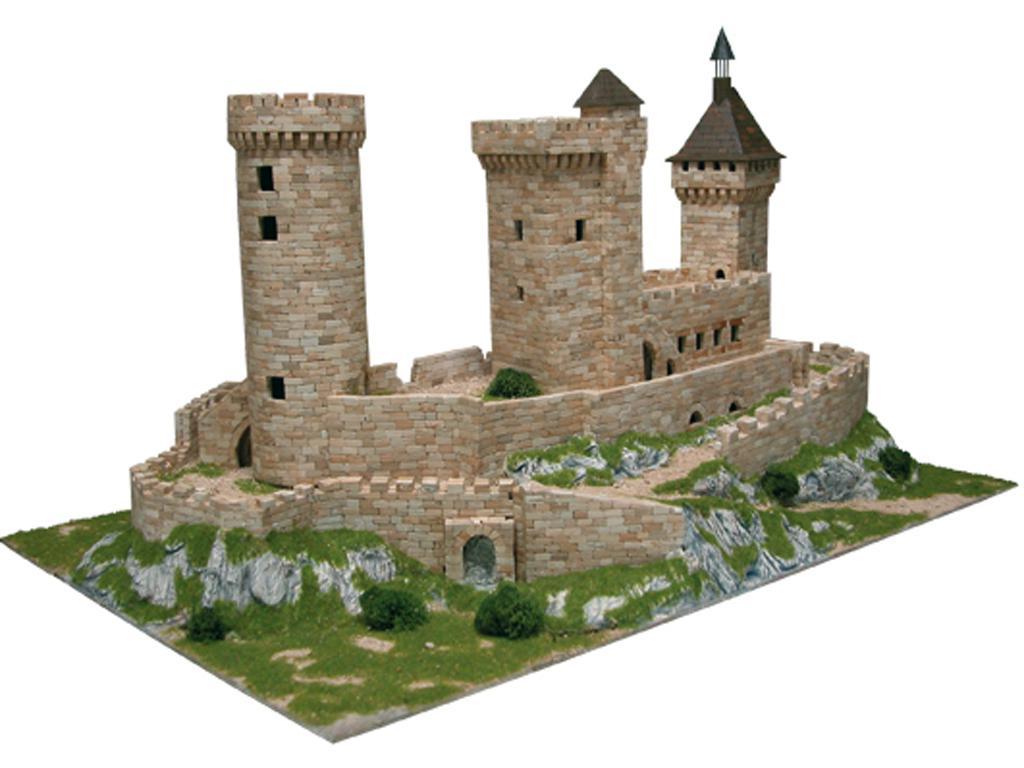 Château de Foix, Francia, Siglo X (Vista 3)