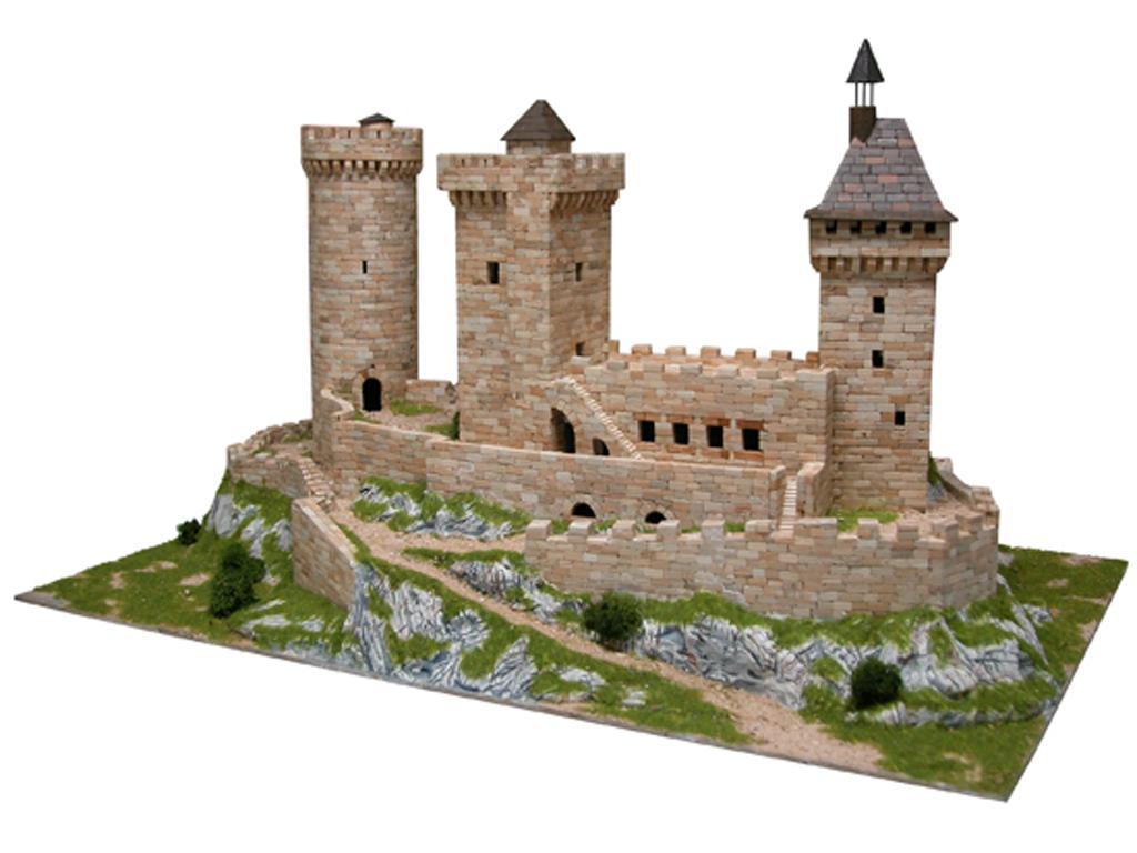 Château de Foix, Francia, Siglo X (Vista 4)