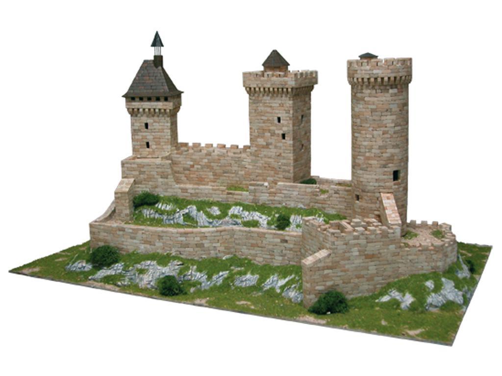 Château de Foix, Francia, Siglo X (Vista 5)