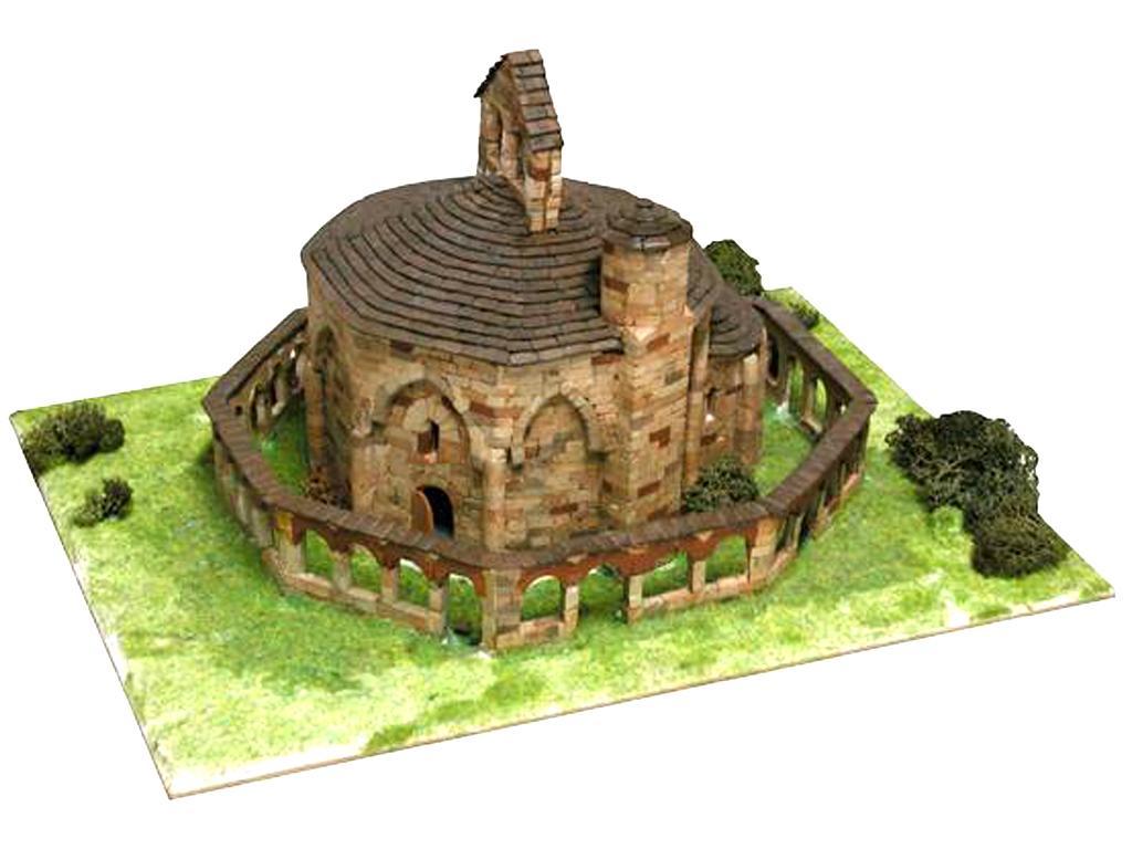 Iglesia Nuestra Señora de Eunate (Vista 3)