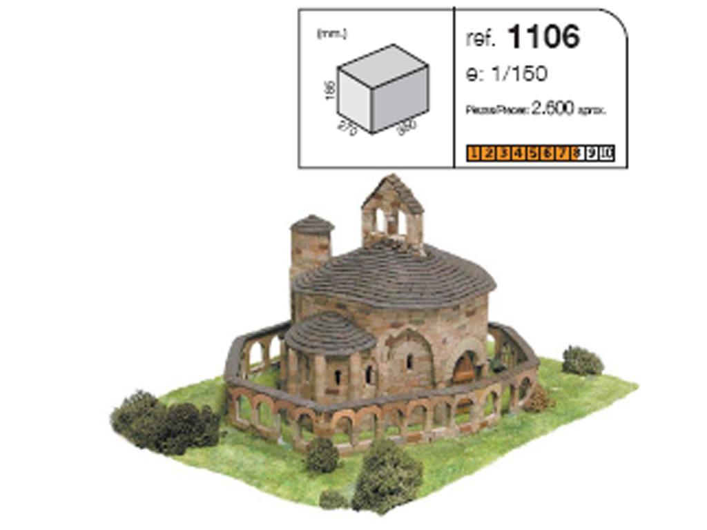 Iglesia Nuestra Señora de Eunate (Vista 4)