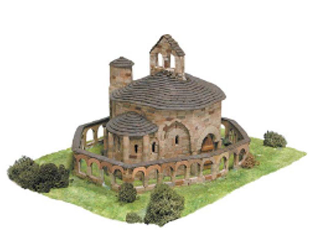 Iglesia Nuestra Señora de Eunate (Vista 6)