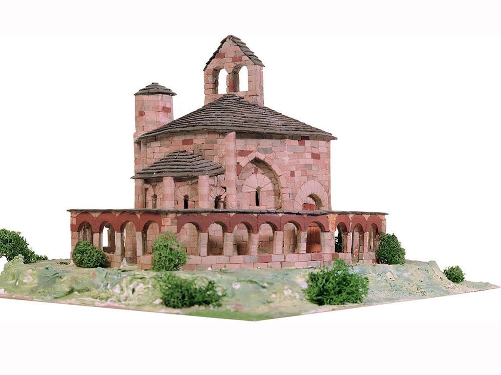 Iglesia Nuestra Señora de Eunate (Vista 7)