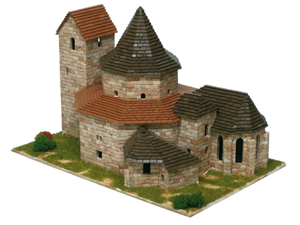 Abbatiale d'Ottmarsheim (Vista 3)