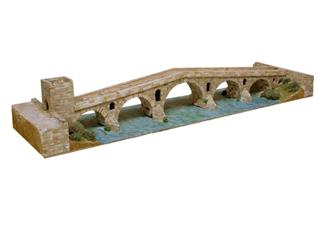 Puente la Reina-Gares - España - S. XI (Vista 3)