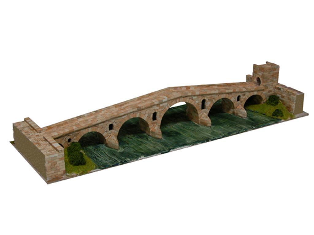 Puente la Reina-Gares - España - S. XI (Vista 4)
