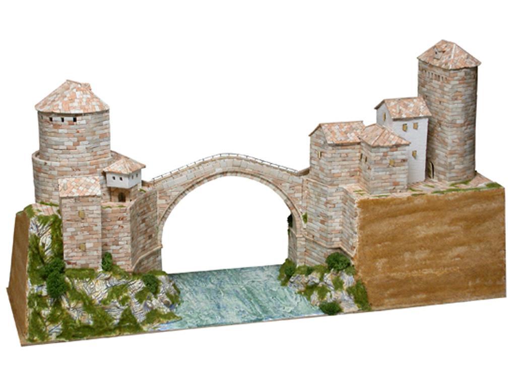 Puente de Mostar-Mostar - Bosnia Herzego (Vista 1)