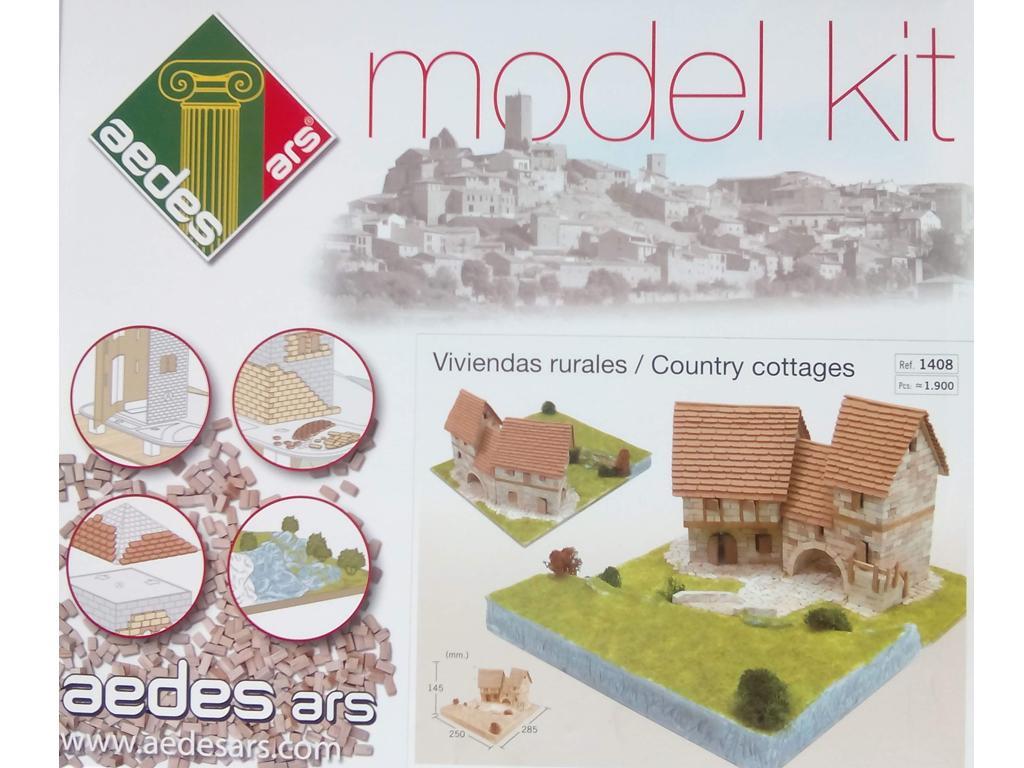 Viviendas rurales (Vista 1)